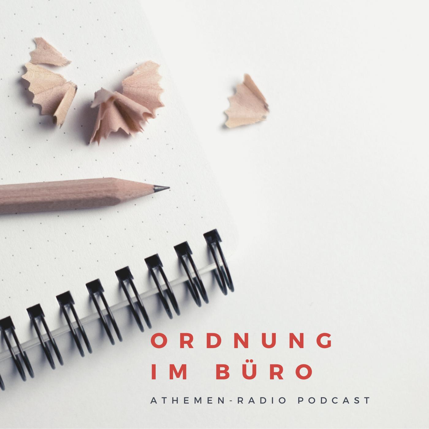 Subscribe to Podcast - vorab cover ordnung im buero - Themen-Radio